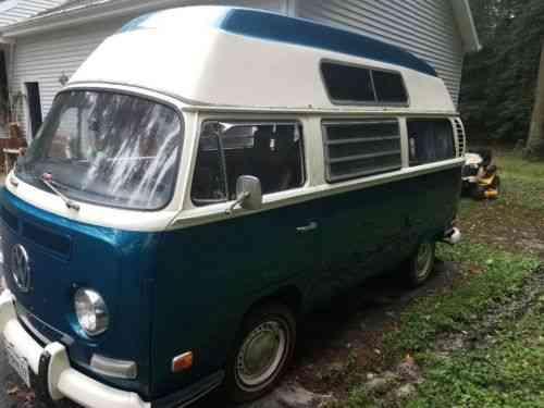 Volkswagen Bus/Vanagon (1971)