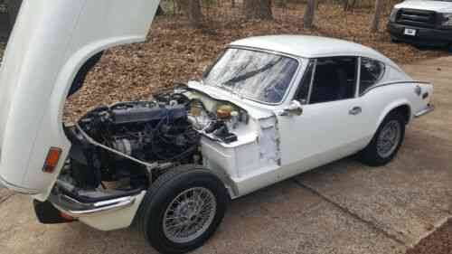 Triumph Gt6 Mkiii 1972 For Sale Here Is A Triumph Gt6 Mkiii Used