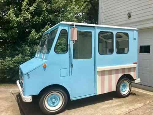 Ice Cream Truck For Sale >> Am General Fj8a Ice Cream Truck Super Cute Virginia 2020 Inspection 1974