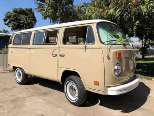 84eedac507 Volkswagen Bus vanagon (1974) Volkswagen Bus For Sale Clean  Used ...