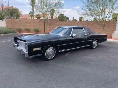 1975 Cadillac Eldorado Full Wiring from carscoms.com