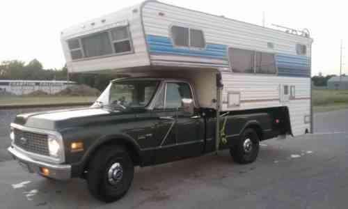 Vans SUVs And Trucks Vintage Dreamer Truck Camper Cars