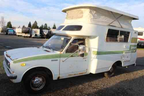 Toyota Chinook (1978) For Sale Here I Have A Toyota Chinook: Vans