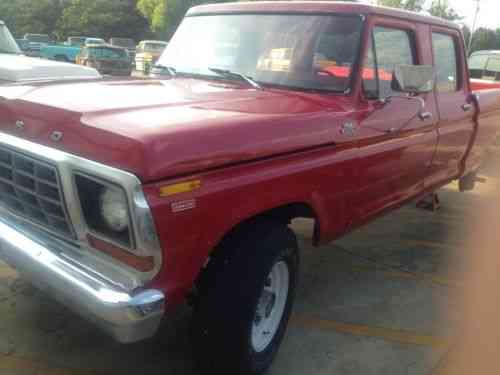 Ford F-250 (1978)