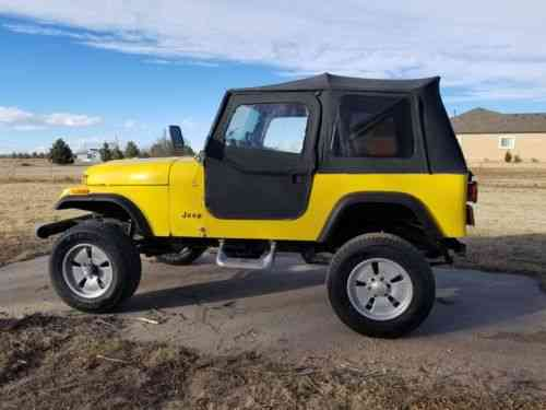 Jeep CJ (1978)