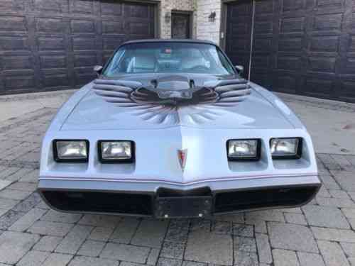 Pontiac Trans Am Deluxe 1979 Trans Am 10th Anniversary Car Used Classic Cars