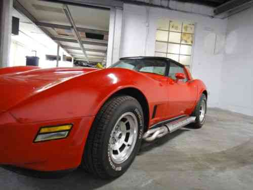 Chevrolet Corvette Custom 1980 Beautiful C3 Corvette I Have Used