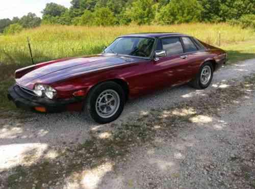 Jaguar 1980 Xj