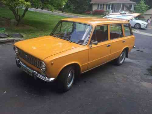Lada Vaz 2102 G80 1980 Imported From Ukraine New Jersey Used