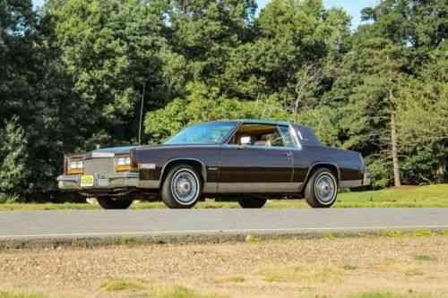 81 cadillac eldorado biarritz 368cui v8 6 4 79k miles used classic cars carscoms com