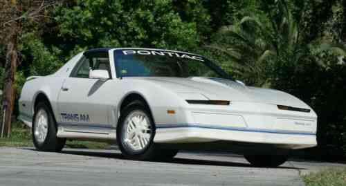 pontiac trans am 15th anniversary 1984 pontiac trans am 15th used classic cars pontiac trans am 15th anniversary 1984