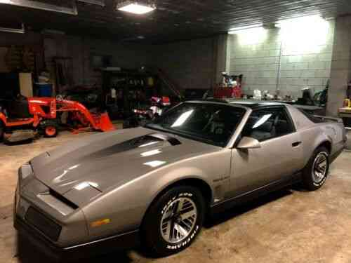 pontiac firebird trans am 1984 up for sale is a trans am 5 0 used classic cars pontiac firebird trans am 1984 up for