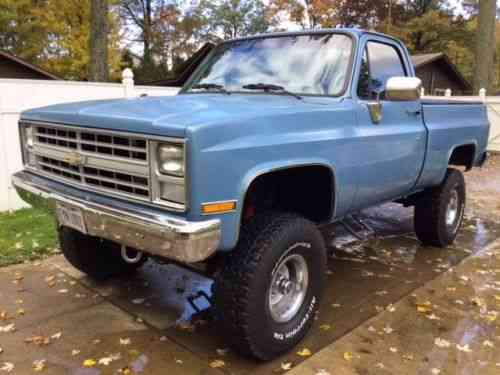 Chevrolet C/K Pickup 2500 (1985)