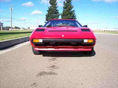Ferrari 308 Gts Quattrovalvole 1985 Ferrari 308 Gts Qv 3