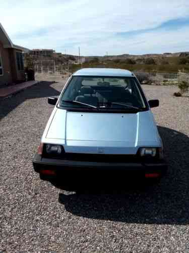 Honda Civic Wagon 1985 Update Attention Potential Buyers Used