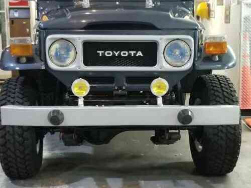 Ebay Motors Collector Cars Toyota Fj40 Series This Car Is Used Classic Cars