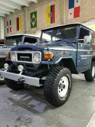 Ebay Motors Collector Cars Toyota Fj40 Series This Car Is Used