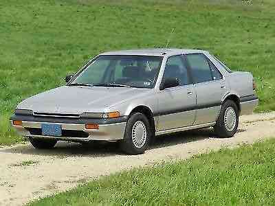 Honda Accord Lxi (1986) This Accord Lx-i Was Purchased: Used Classic Cars