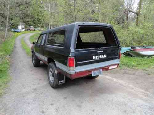 Nissan Other Pickups (1986)