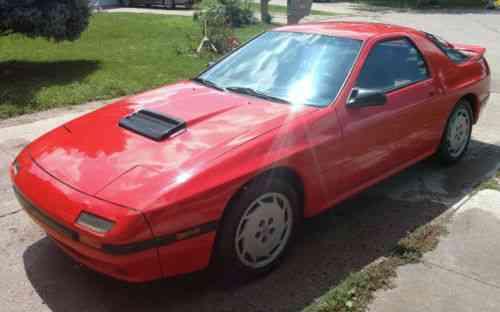 Mazda Rx 7 Turbo Fc3s Series 1 1987