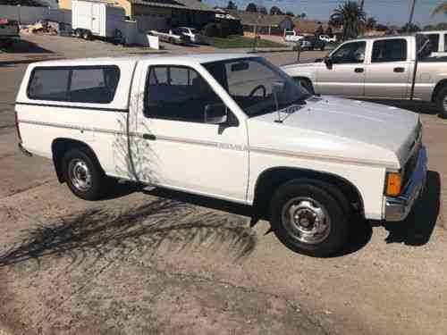Nissan Other Pickups (1987)