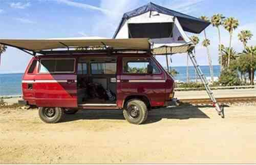 Volkswagen Bus/vanagon Transporter (1987) Very Low Mile Vw