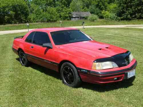 ford thunderbird turbo coupe 1988 for sale is one used ford used classic cars ford thunderbird turbo coupe 1988 for
