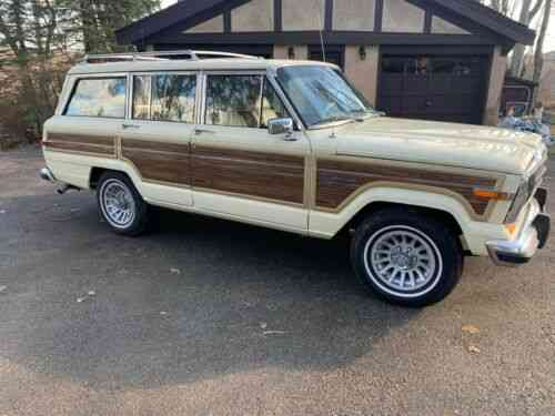 jeep grand wagoneer 1988 this is a unique and beautiful used classic cars jeep grand wagoneer 1988 this is a