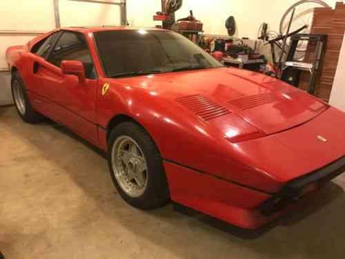 Replica/kit Makes Ferrari 288 Gto With Aluminum 4. 9l V8 ... on