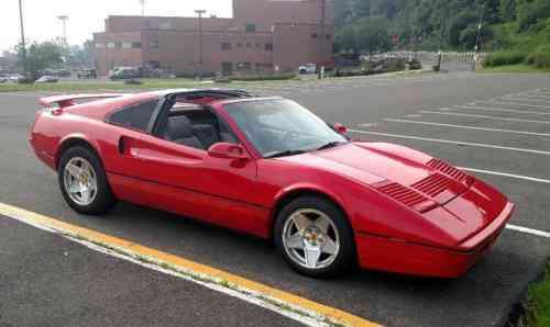 Ferrari 308 Gts For Sale >> Replica/kit Makes Ferrari 328 Gts/ Pontiac Fiero (1988 ...