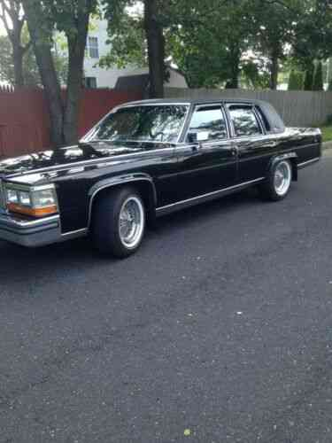 Cadillac Brougham Gold Kit (1987) Excellent Paint Job