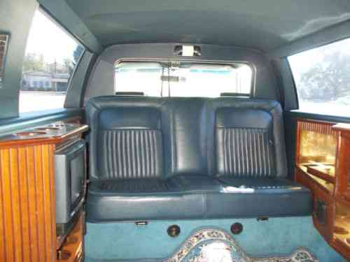 Cadillac Brougham (1990)