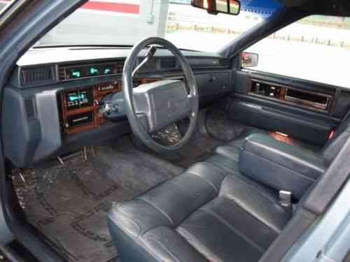 cadillac deville 1990 cadillac deville vin used classic cars cadillac deville 1990 cadillac