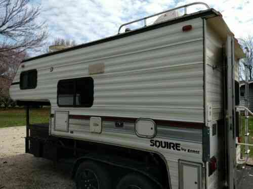 Camper Squire LS 4000 (Lance) w/trailer Excellent condition and price!  (1990)