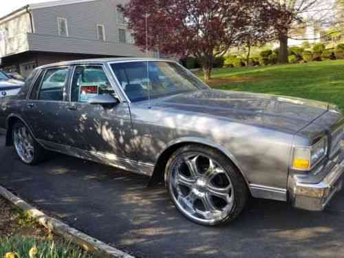 chevrolet caprice 1990 chevy caprice for sale 204k new paint used classic cars chevrolet caprice 1990 chevy caprice