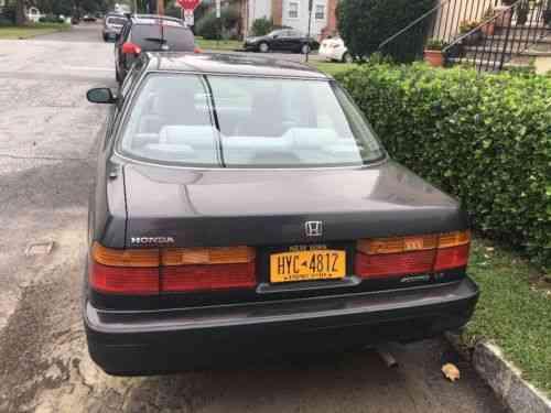 Honda Accord Lx (1991)