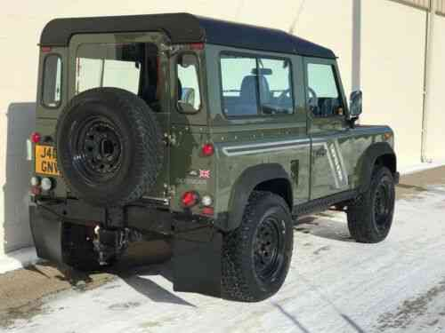 Right Hand Drive Vehicles For Sale >> Land Rover Defender Defender 90 Tdi Right Hand Drive 1991