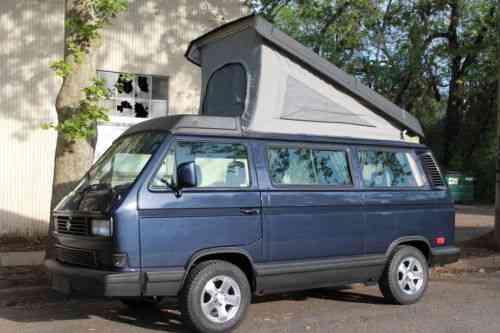 Volkswagen Bus/Vanagon (1991)