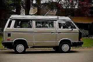 Volkswagen Bus/vanagon Very Rare Westfalia, Sycro, 4x4