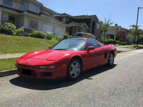 Acura Nsx Base Coupe Door Acura Nsx For Sale By Owner Used - Acura nsx for sale by owner