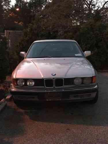 bmw 7 series 1992 no reserve bmw 735i 130k miles on bmw used classic cars carscoms com