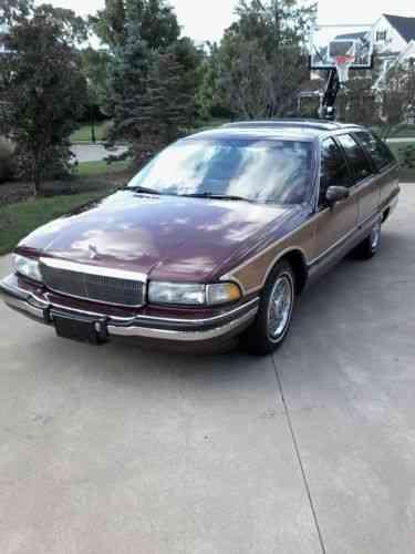 1992 Buick Roadmaster >> Buick Roadmaster 1992