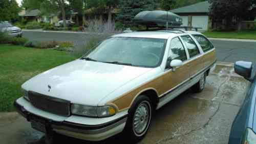 buick roadmaster estate wagon 1992 for sale is our buick used classic cars buick roadmaster estate wagon 1992