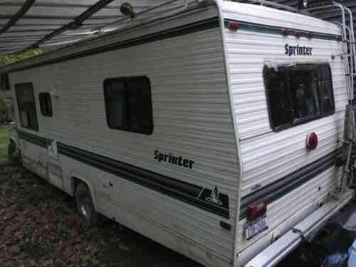 Sprinter Mallard (1992) Runs Excellent 5 8l Engine [351]: Vans, SUVs