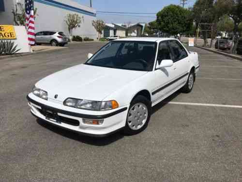 Acura Integra Ls Acura Integra Ls Sedan Beautiful Used - 1993 acura integra for sale
