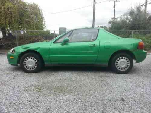 Honda Del Sol (1993)
