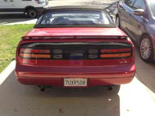 Nissan 300zx 1993 S Convertible Twin Turbo Used Clic Cars