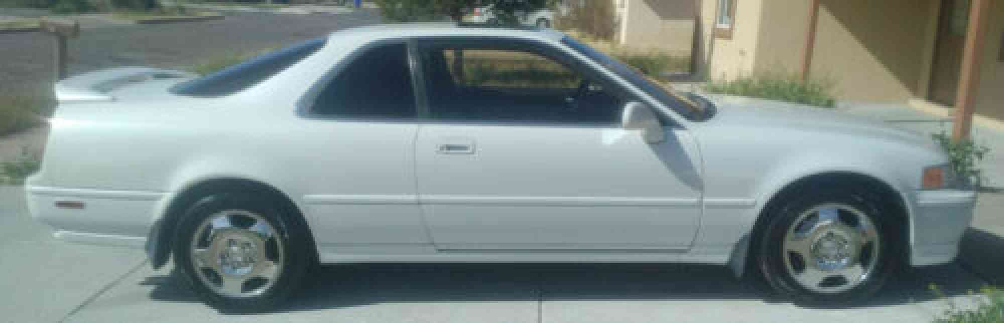 Acura Legend Ls 1994 Acura Legend Ls Coupe 230 Hp V6 Type Used Classic Cars