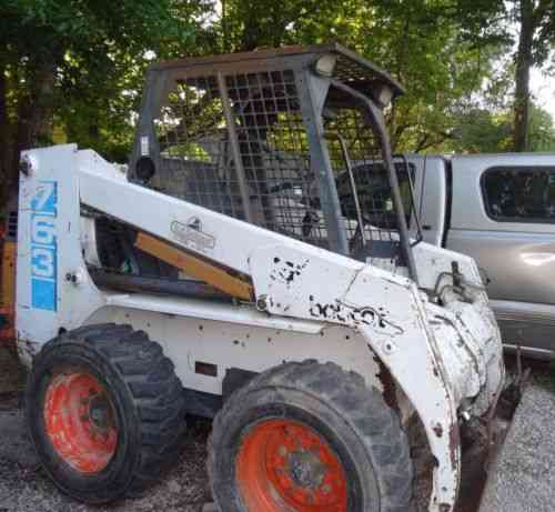 Bobcat 763 Up For Sale Is My Bobcat 763 It Has A V2203