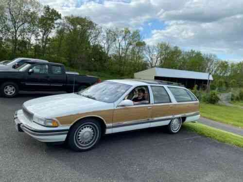 buick roadmaster wagon limited estate lt1 corvette v8 upgraded used classic cars carscoms com
